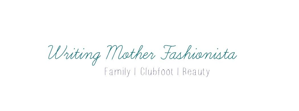 Writing Mother Fashionista