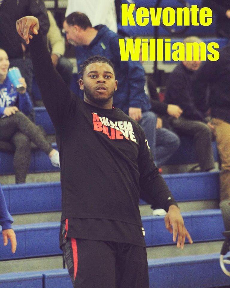 Kevonte Williams