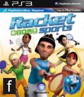 Racket Sports - PS3