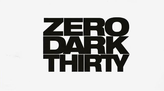 Zero Dark Thirty (2012)