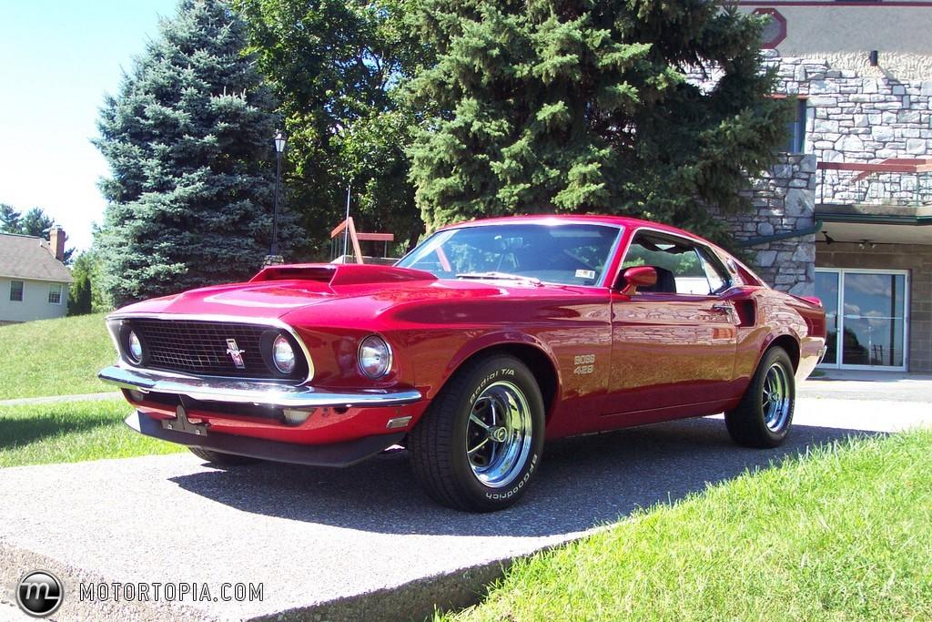 1969 Ford Mustang Boss 429 Byffer