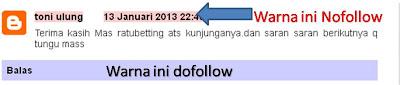 Cara Mengetahui Link Dofollow di Blog