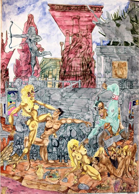 Orgia monumental 10-2-92