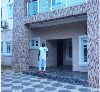 Jim Iyke Shows Off His Business Headquarters