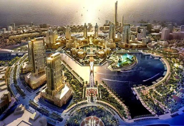 World Top Cities of the Future
