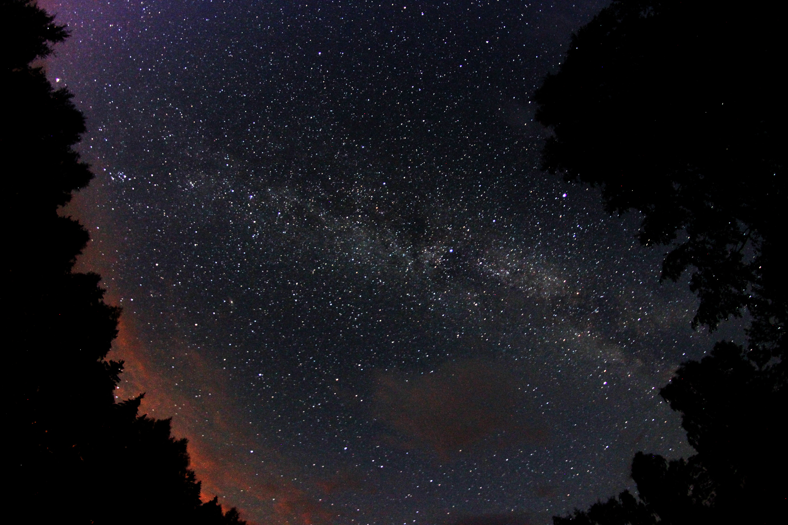 milky way our mother galaxy the milky way kustavi finland the milky ...