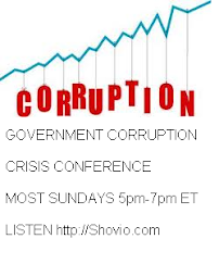 * GOVERNMENT CORRUPTION CRISIS CONFERENCES
