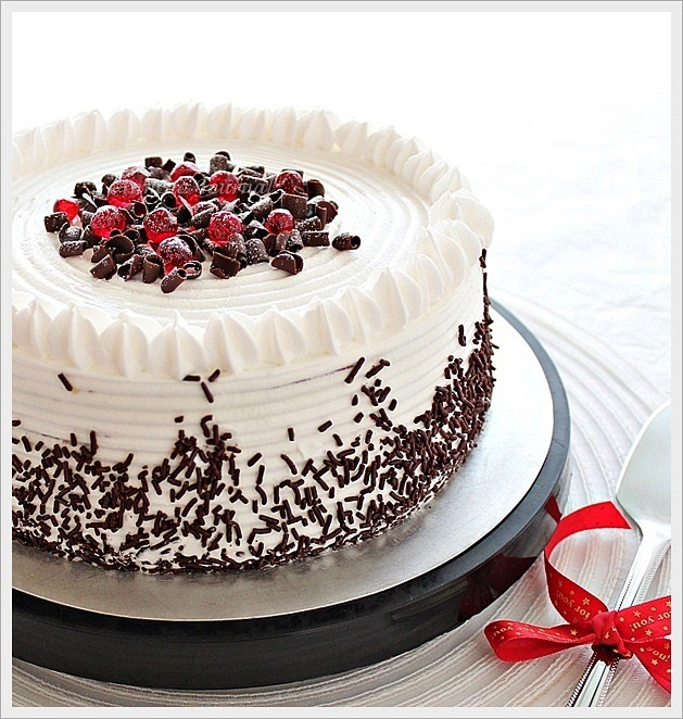 black forest cake is an old fashioned classic cake that is originated ...