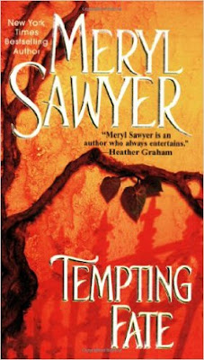 meryl sawyer, tempting fate, book review