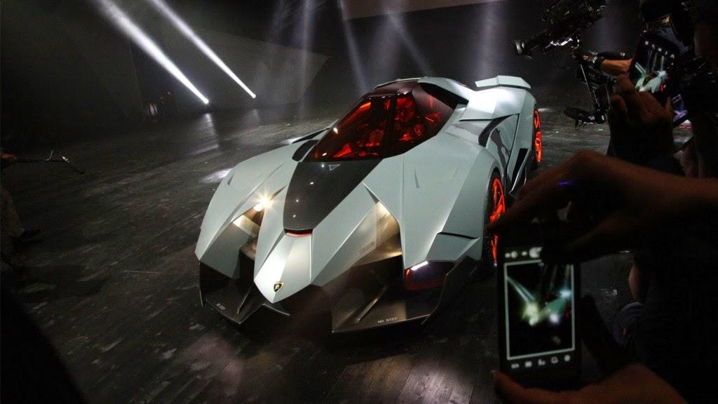 Foto Mobil Lamborghini Egoista