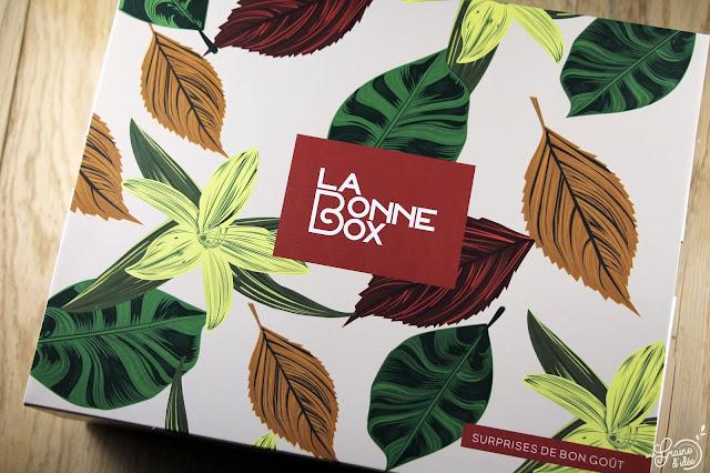 La Bonne Box d'Octobre 2015