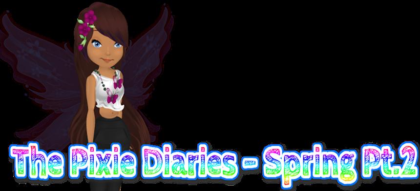 The Pixie Diaries