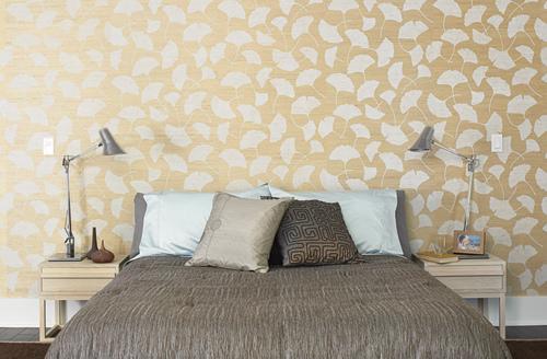 papel de parede decoracao de interiores:Para a limpeza do papel de parede podem ver algumas dicas aqui.
