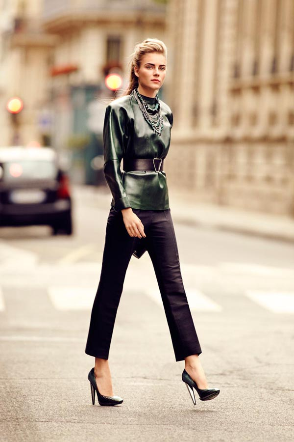 Chic and Silk: 5 TIPS: Petite Σιλουέτες. Τι να φορέσετε ...
