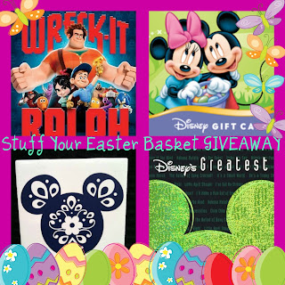 Stuff Your Easter Basket Giveaway