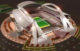 A Proposed Minnesota Vikings Stadium