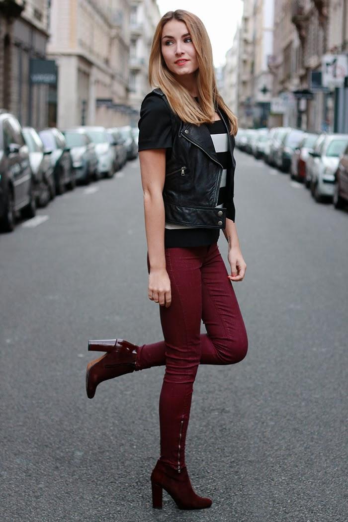burgundy-jean