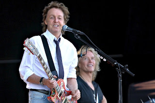 Paul McCartney se apresentou em Quebec