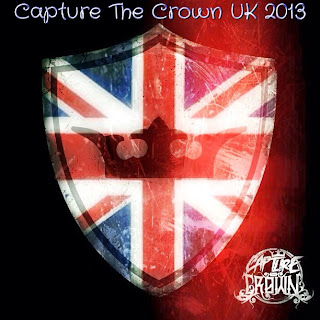Capture The Crown art
