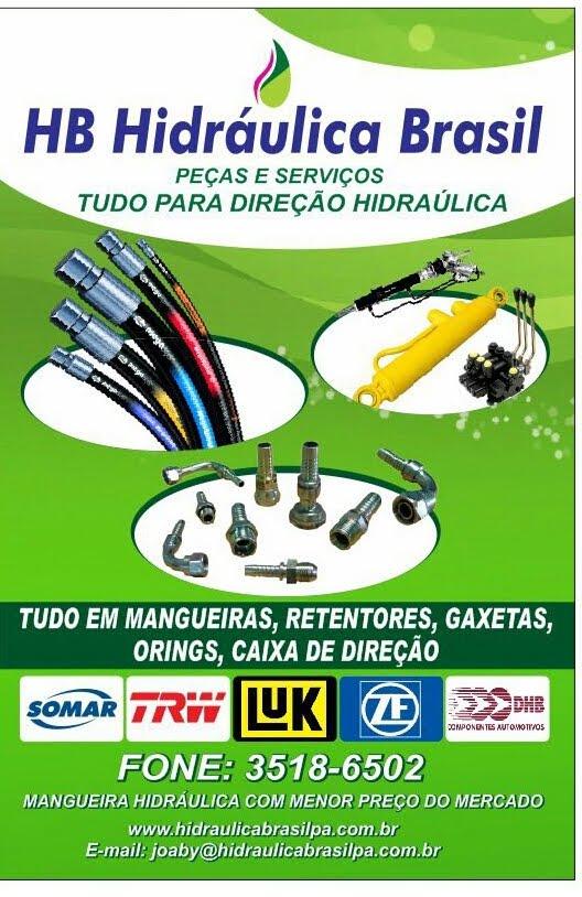 HD Hidráulica Brasil Peças e serviços tudo para direção hidráulica