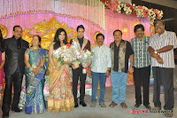 Celebraties at Actor Bharat n Jessy Wedding Reception Photos+%252889%2529 Actor Bharath n Jessy Wedding Photos