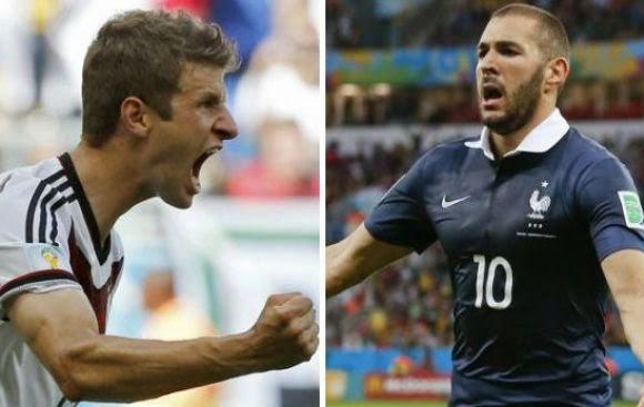 Alemania-Francia
