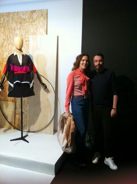 Con Juanjo Oliva