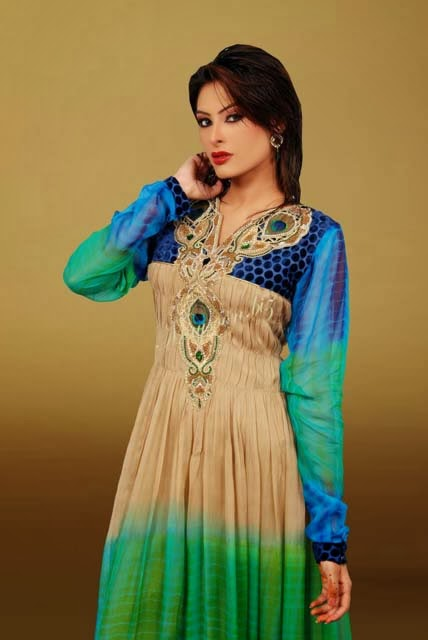 Super Best Latest and Beautiful Winter Dresses Collection