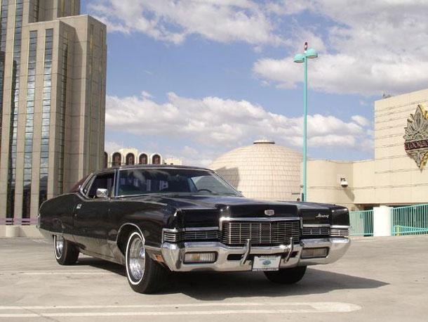 マーキュリー・マーキー | Mercury Marquis(1967-86)