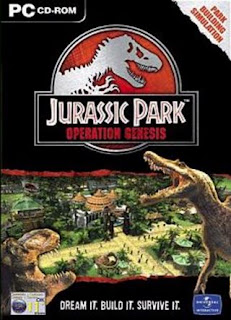 aminkom.blogspot.com - Free Download Games Jurasic Park : Operation Genesis