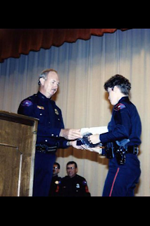 Assistant Chief Clifton served in many positions in the police department.
