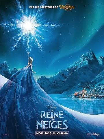 La Reine des neiges en Streaming