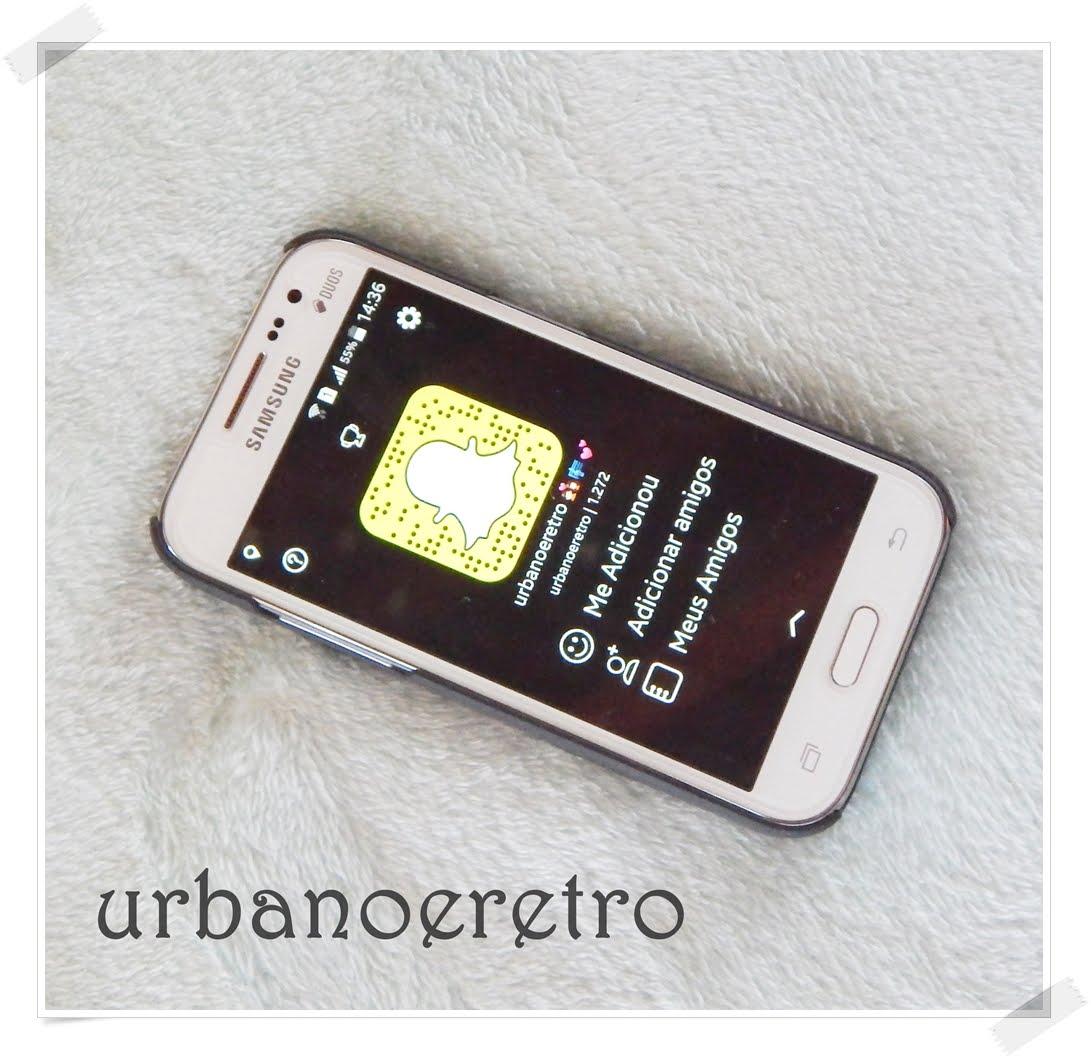 SnapChat - urbanoeretro