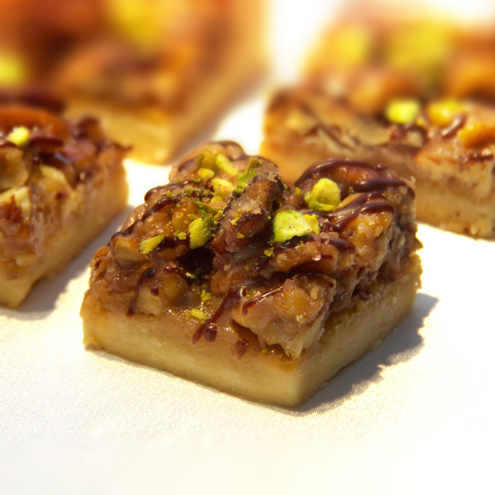 Confection Connection: Culinary Crafts' Honey Nut Toasted Squares with ...