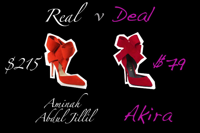 REAL v DEAL is between Aminah Abdul Jillil verses Akria