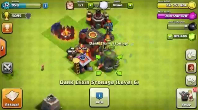 Tips Bermain Game Clash of Clans di Laptop