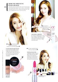 snsd jessica (제시카; ジェシカ) beauty plus pics 10