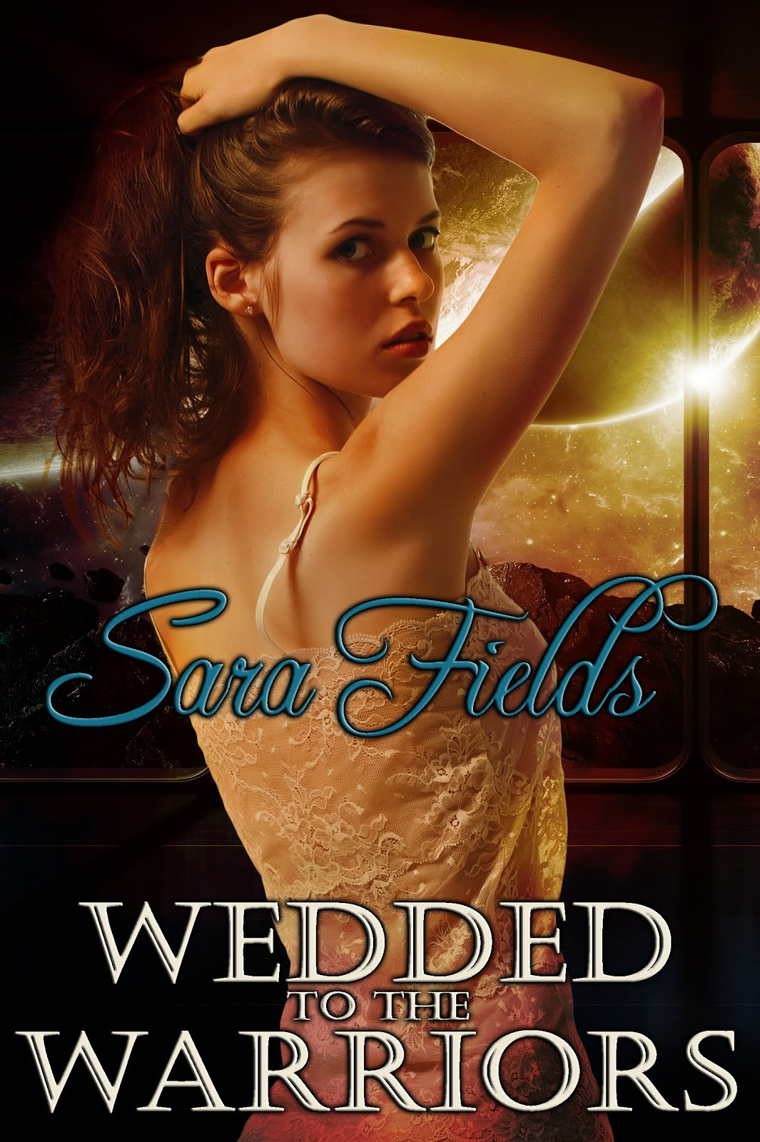 Wedded to the Warriors - Captive Brides Book 1