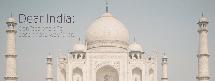 Dear India: