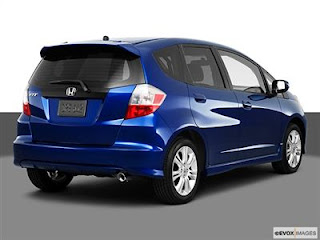Honda Fit model value in used car market 46464645