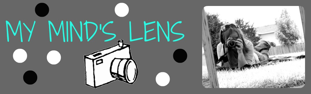 My Mind's Lens