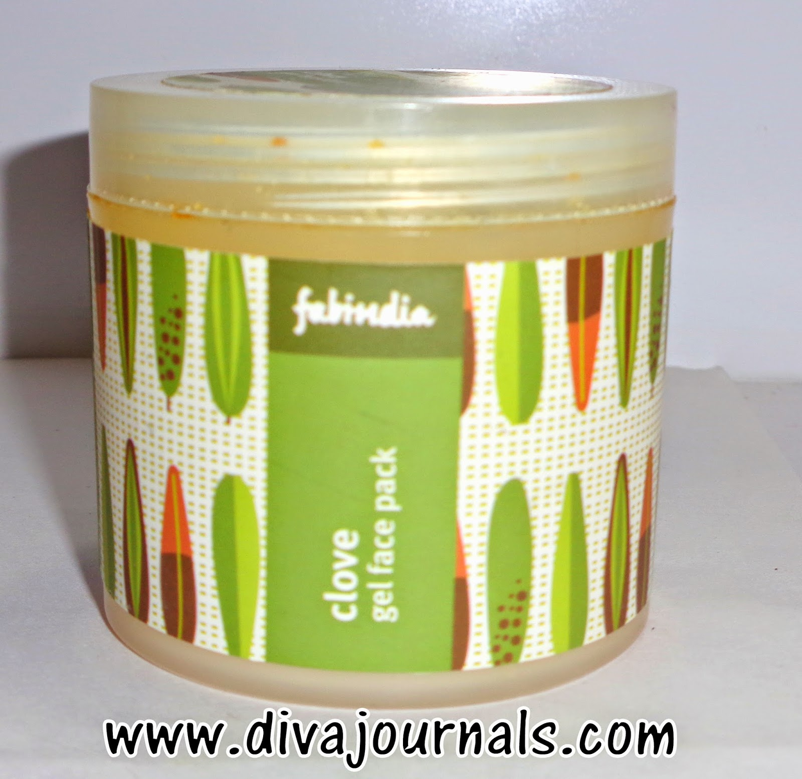 Fabindia Clove Gel Face Pack Review