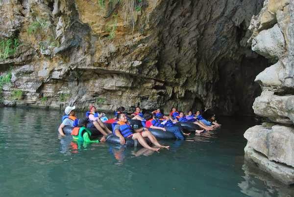 Cave Tubing Di Goa Pindul, Alternatif Seru Saat Liburan Di Yogyakarta