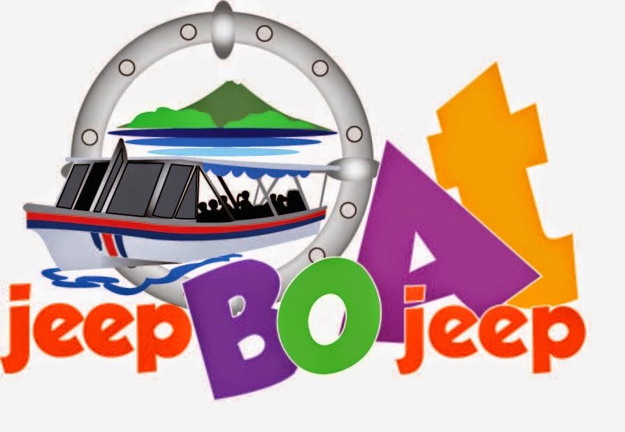 Jeep Boat Jeep