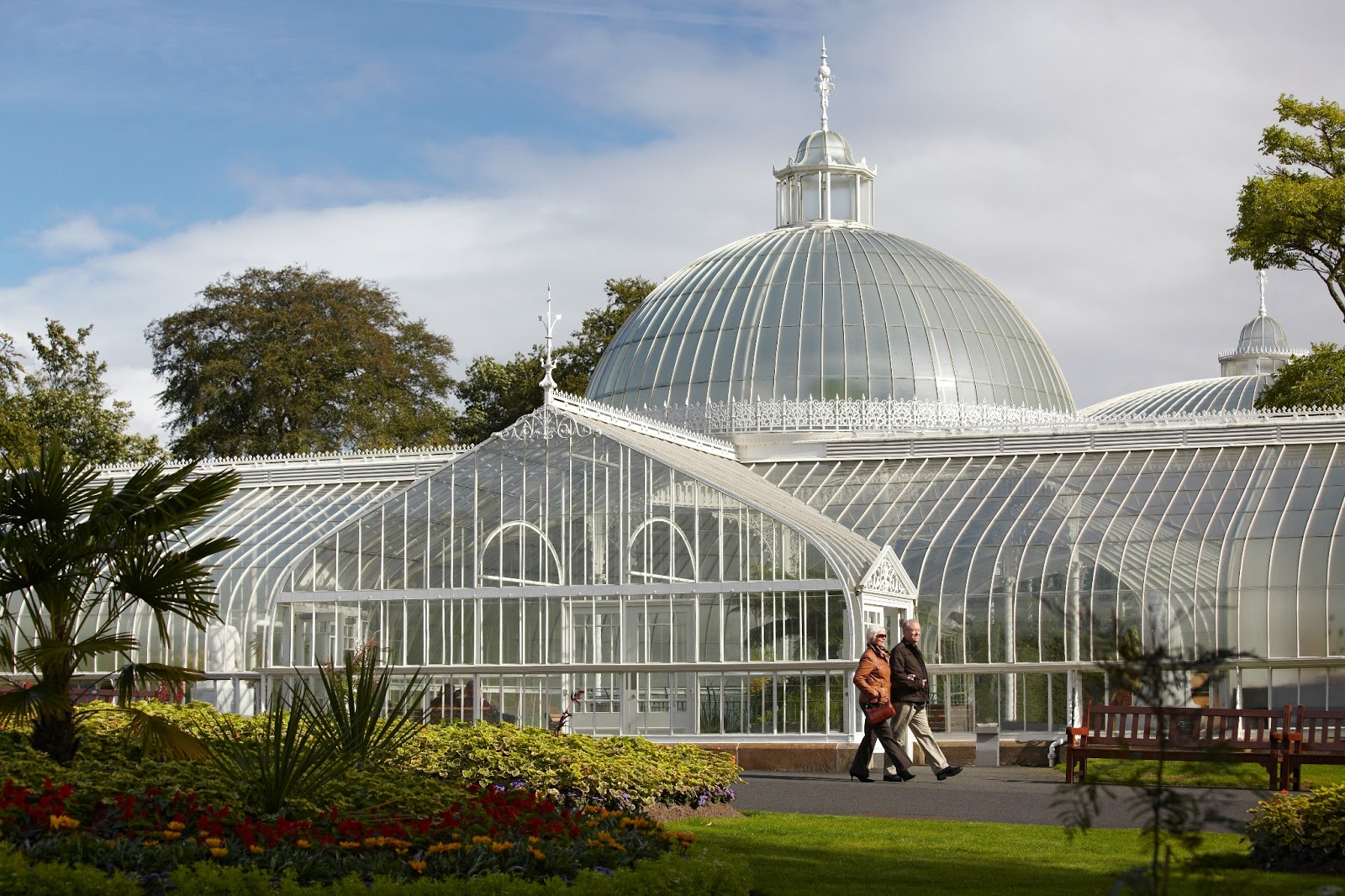 the diligent gardener glasgow botanic gardens