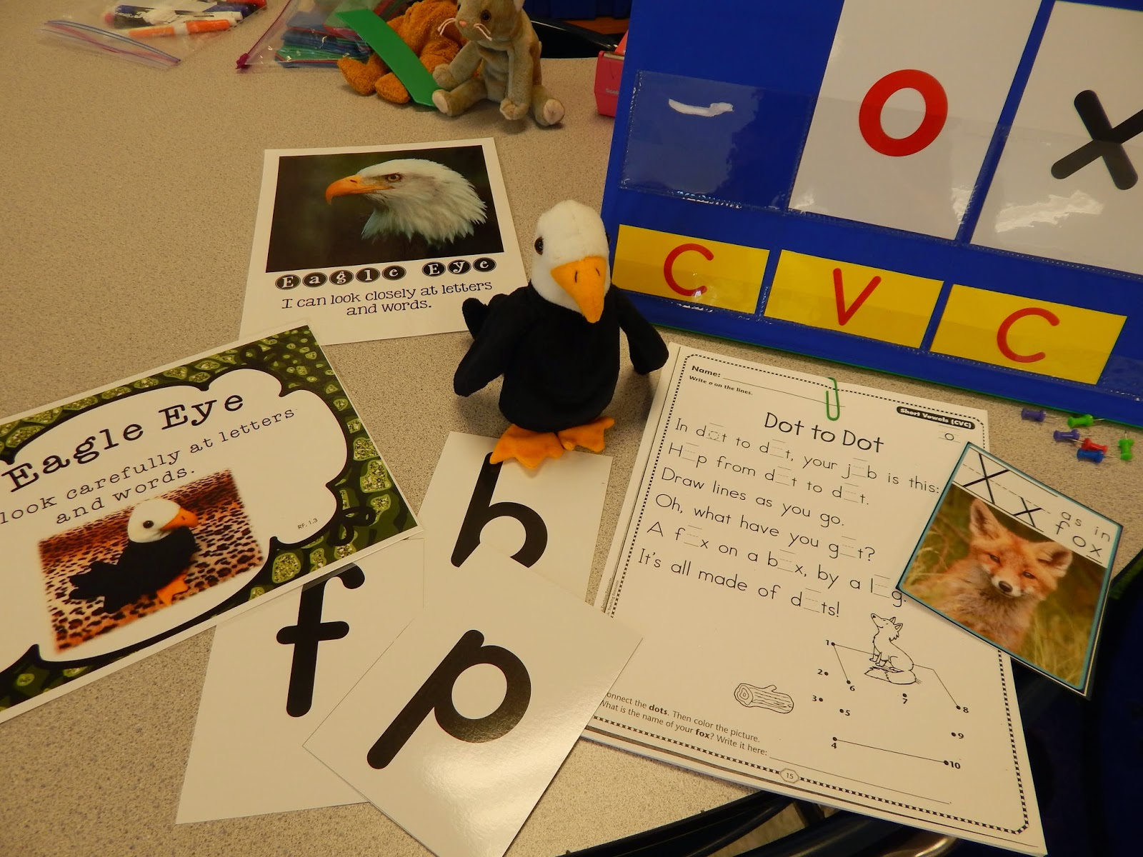 http://www.teacherspayteachers.com/Product/Beanie-Baby-Reading-Strategy-Posters-for-the-Common-Core-Classroom-277957