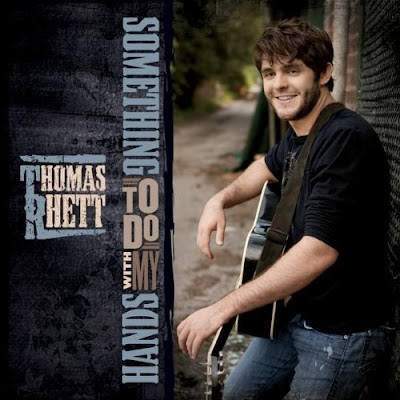 Photo Thomas Rhett - Something To Do With My Hands Picture & Image