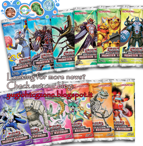 Battle Pack 3 Monster League Spoiler