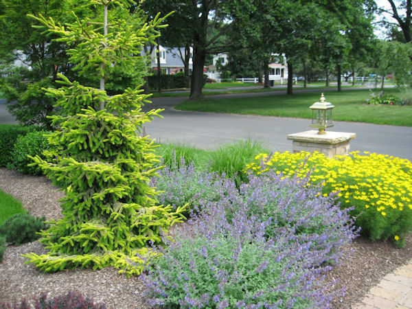 A guide to northeastern gardening garden maintenance for Landscape design guide