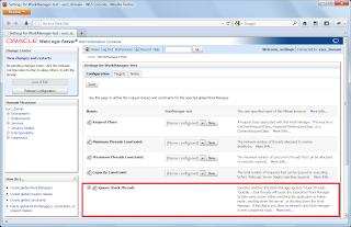 Dealing with Stuck Threads on WebLogic - DZone Integration